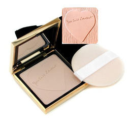 Пудра компактная матовая Yves Saint Laurent -  Compacte Poudre Mate And Radiant Pressed №03 Pink Beige